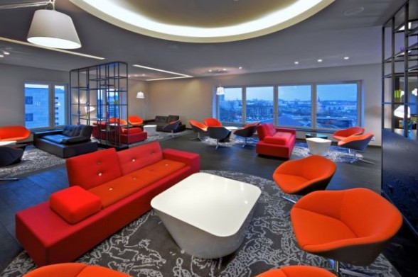 The world of designer hotels andel hotel berlin for Top design hotels berlin