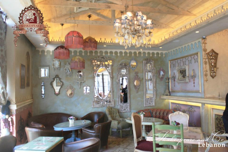 Lily S Cafe Beirut