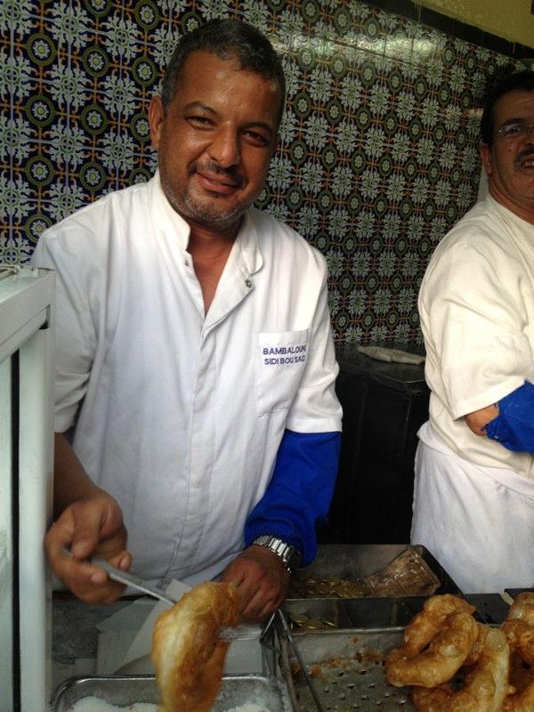 Bambaloni At Sidi Bou Said Tunisia Nogarlicnoonions