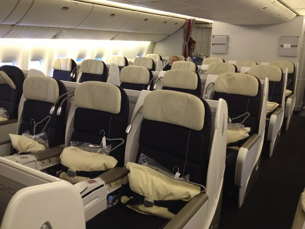 From Paris To Beirut Air France Business Class On Boeing