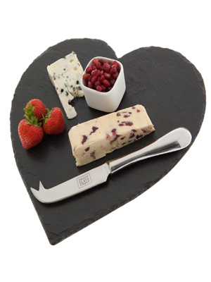 Heart-Cheese-Platter