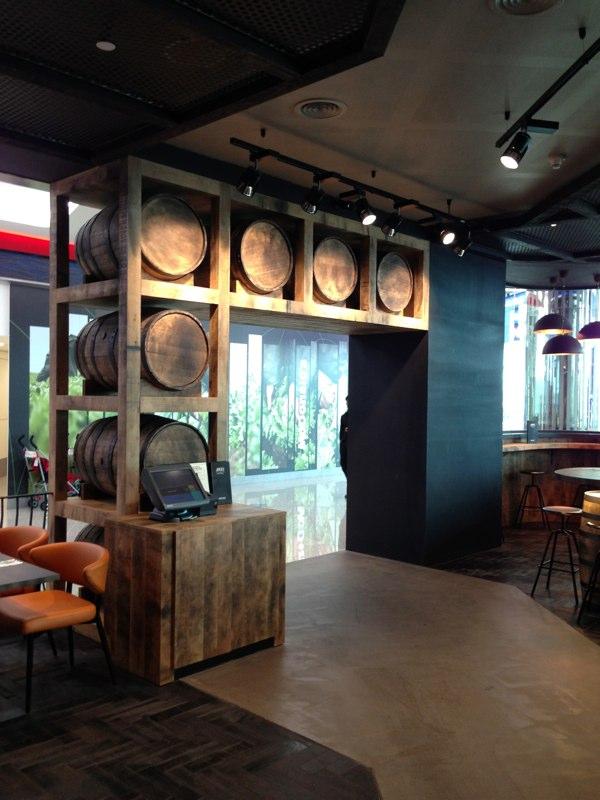 Jack Daniel S Bar Amp Grill Dubai Terminal 3