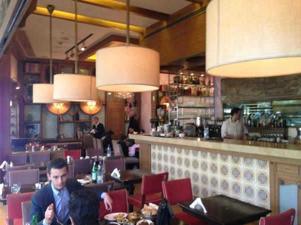 Cafe Leila Menu Lebanon