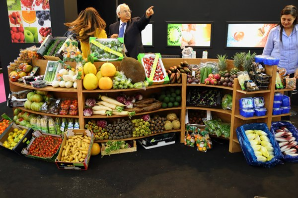A Tropical Fruits and Vegetables Haven in Lebanon