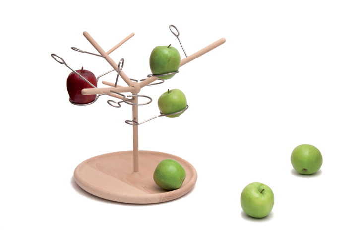 Amazing Designed By Laurens Van WIERINGENFruit Boom Incorporate The Origin Of  Things In A Design, A Fruit Tree Brings Back The Origin Of Fruit On Living  Room Table ...