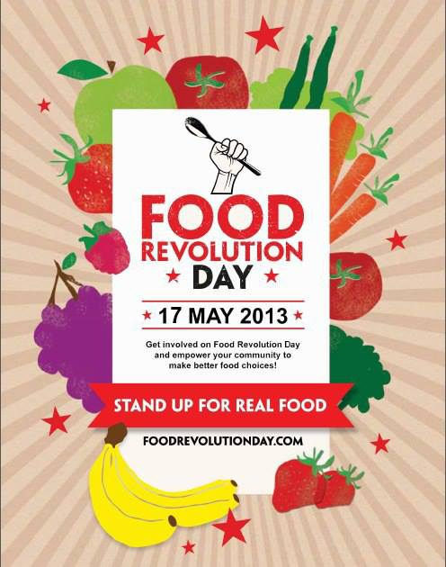 Food Revolution Day: Join the Movement in Beirut :: NoGarlicNoOnions