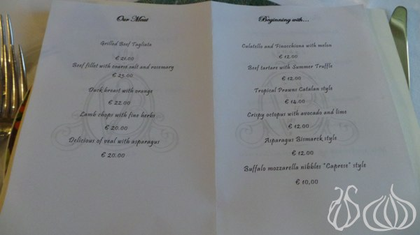 Restaurant Dei Nobili At Hotel Villa Borghi