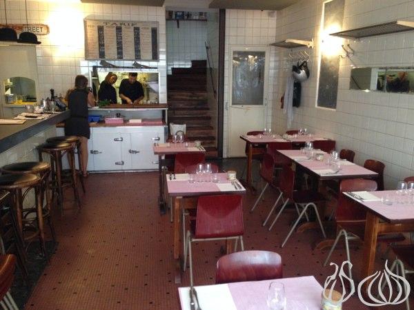 La maison mère restaurant paris