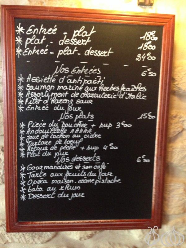Cafe Le Brigadier Paris