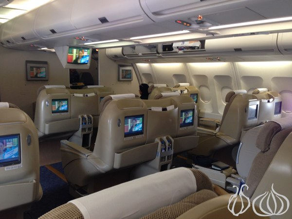 Gulf Air Business Class: Four Trips, Four Different ...