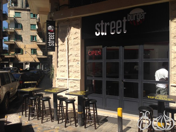 Street Burger A New Concept Seeing The Light In Lebanon