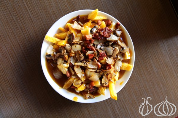 Fast Food Places That Sell Poutine