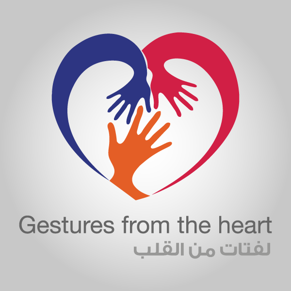 Gestures from the heart