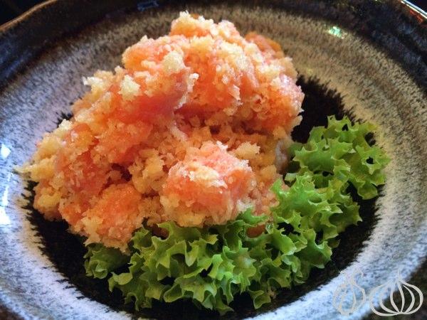 Tamashii 39 S New Menu And Wider Choices Rice