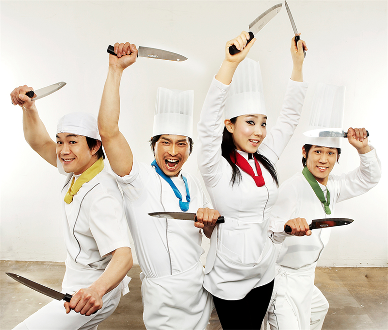 Asian Chefs