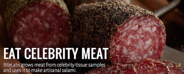 Eat Celebrity Meat