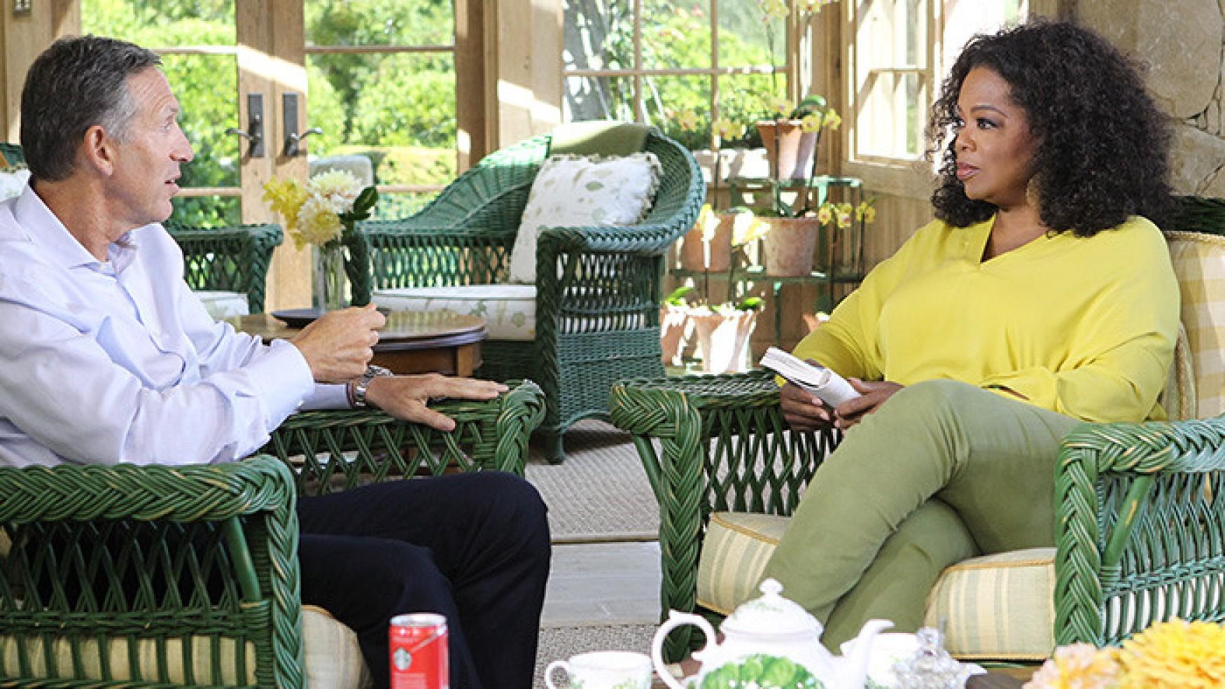 Oprah Winfrey Chai Tea Reviews