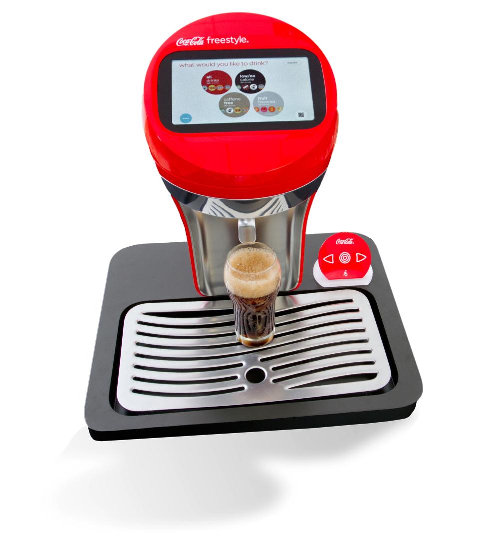 freestyle soda machine