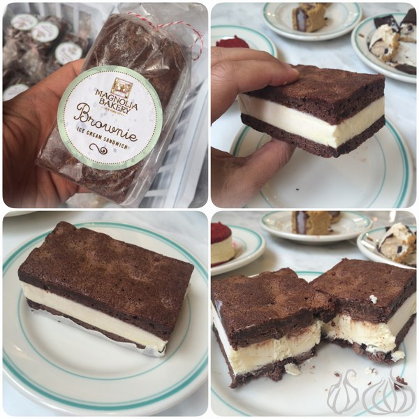 Magnolia Bakery Ice Cream Beirut Lebanon34. Magnolia Bakery New Ice Cream Sandwiches    NoGarlicNoOnions