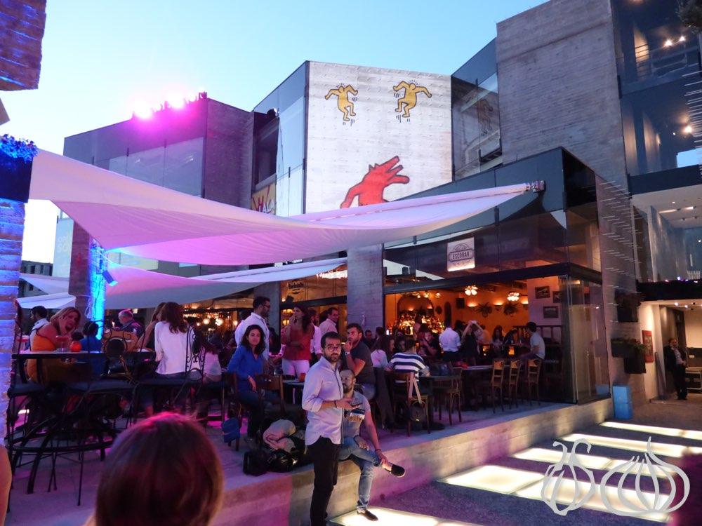 ... The Backyard: A New Community Of Restaurants In Hazmieh