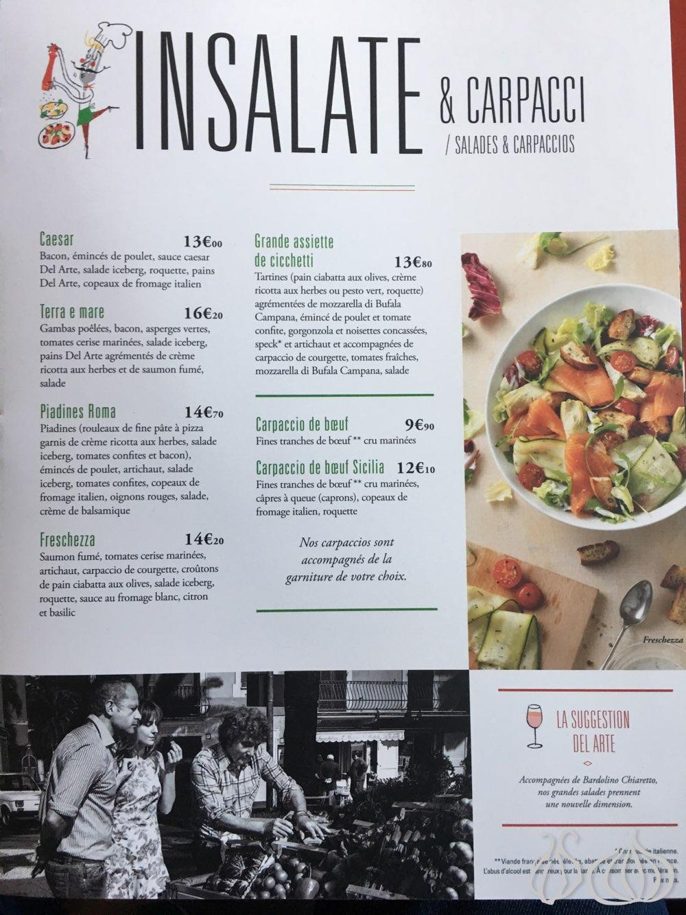 Ristorante Del Arte: A Restaurant for Tourists :: NoGarlicNoOnions ...