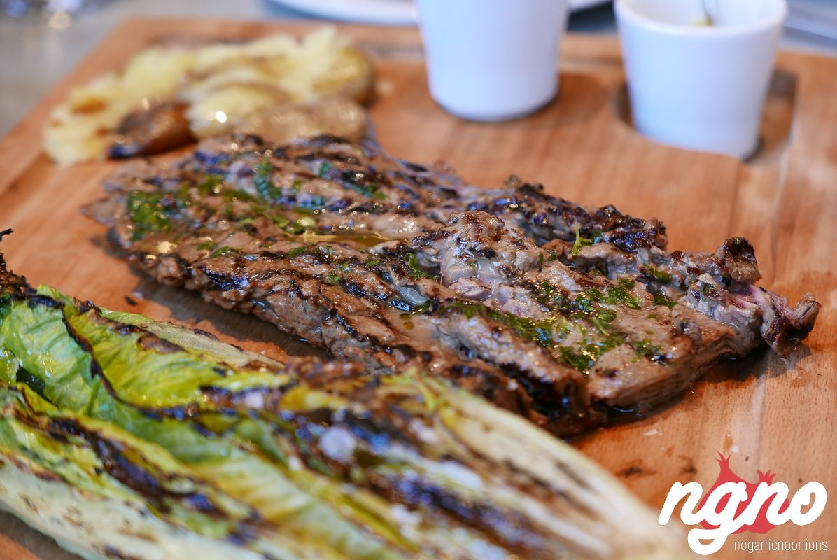 Skirt: A Meat Place in Beirut :: NoGarlicNoOnions: Restaurant, Food