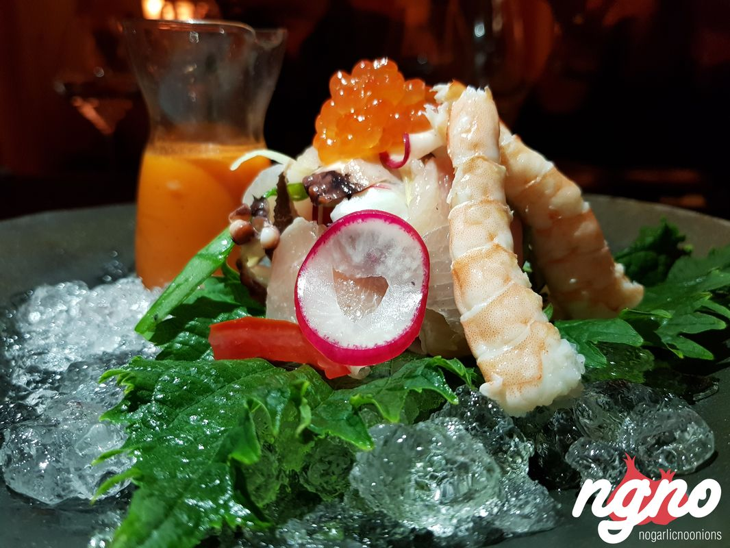 Le Sushi Bar: Beirut's Exceptional Contemporary Japanese