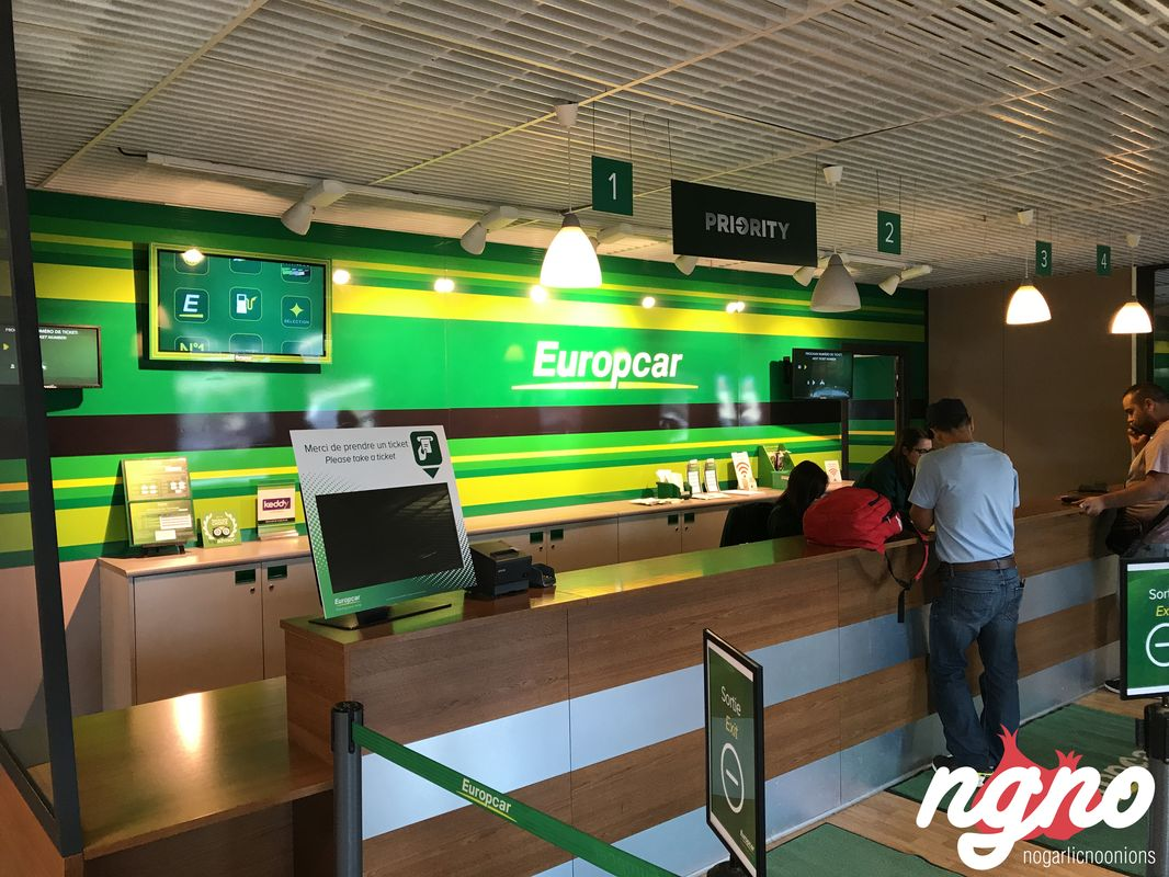 Europcar When You Expect Better From A Famous Car Rental