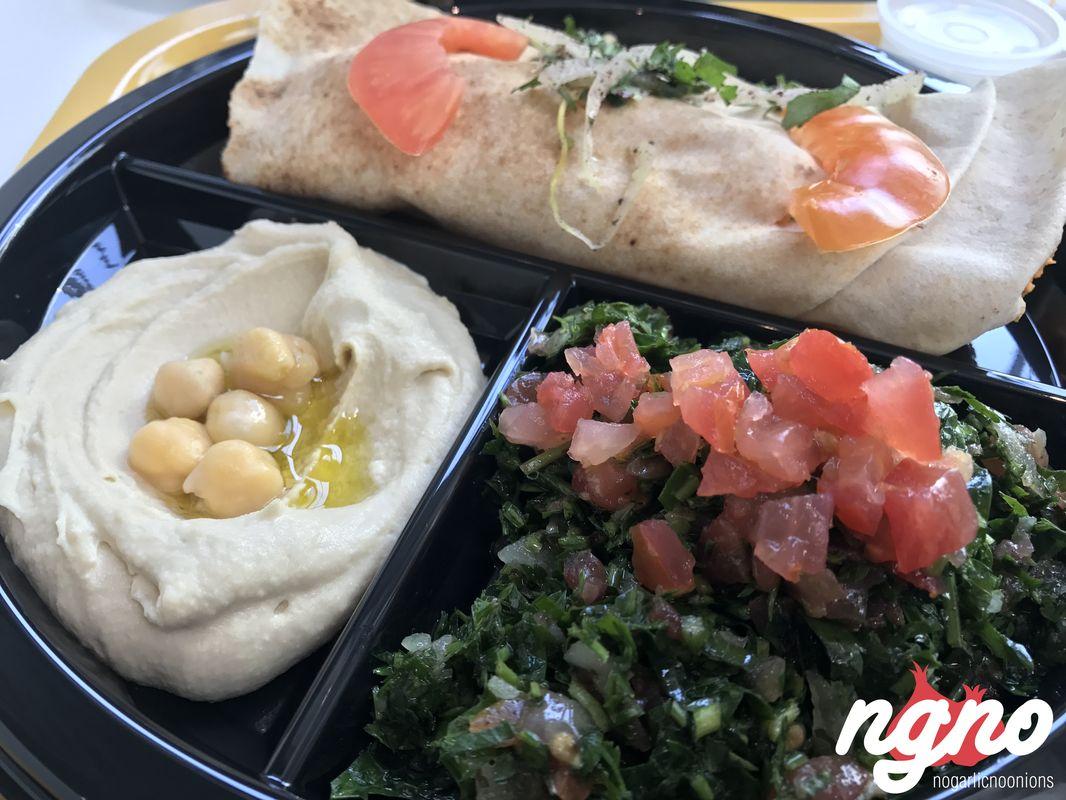 La Cantine Libanaise A Casual Lebanese Eatery In Paris