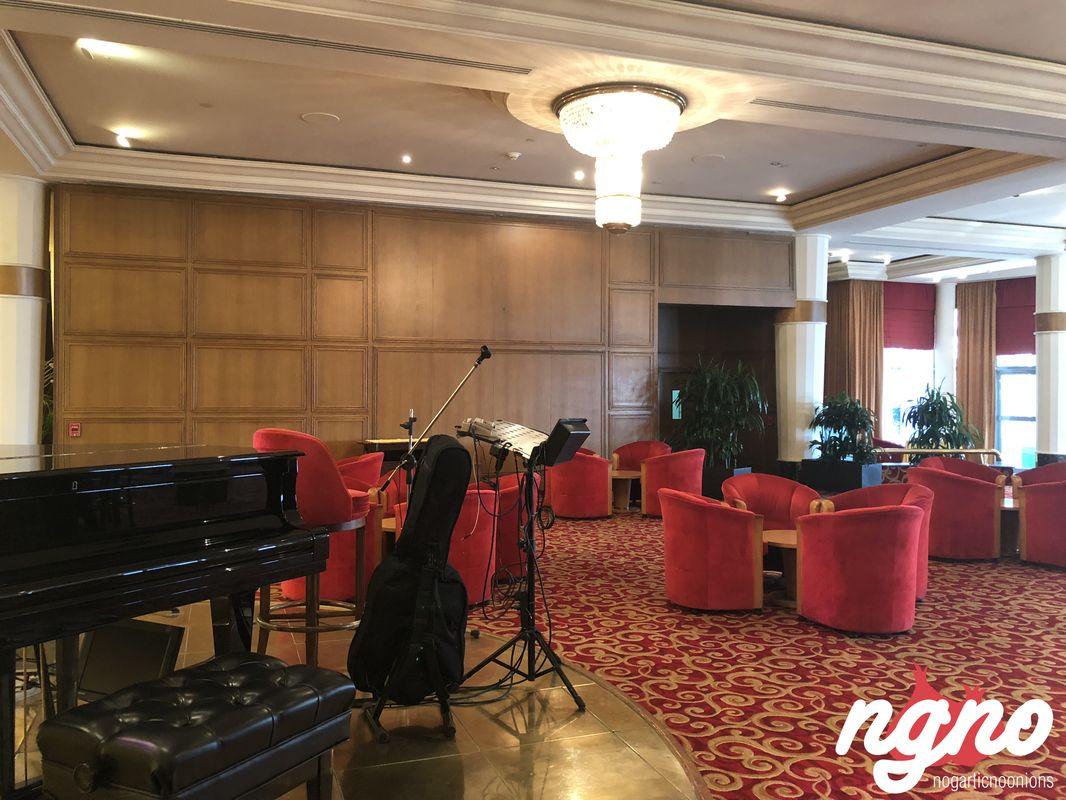 La Martingale: Restaurant & Piano Bar at Casino Du Liban