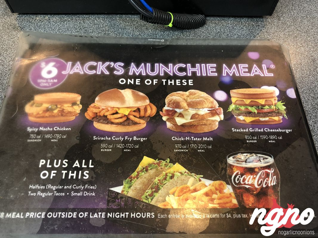 jack in the box :: nogarlicnoonions: restaurant, food, and travel