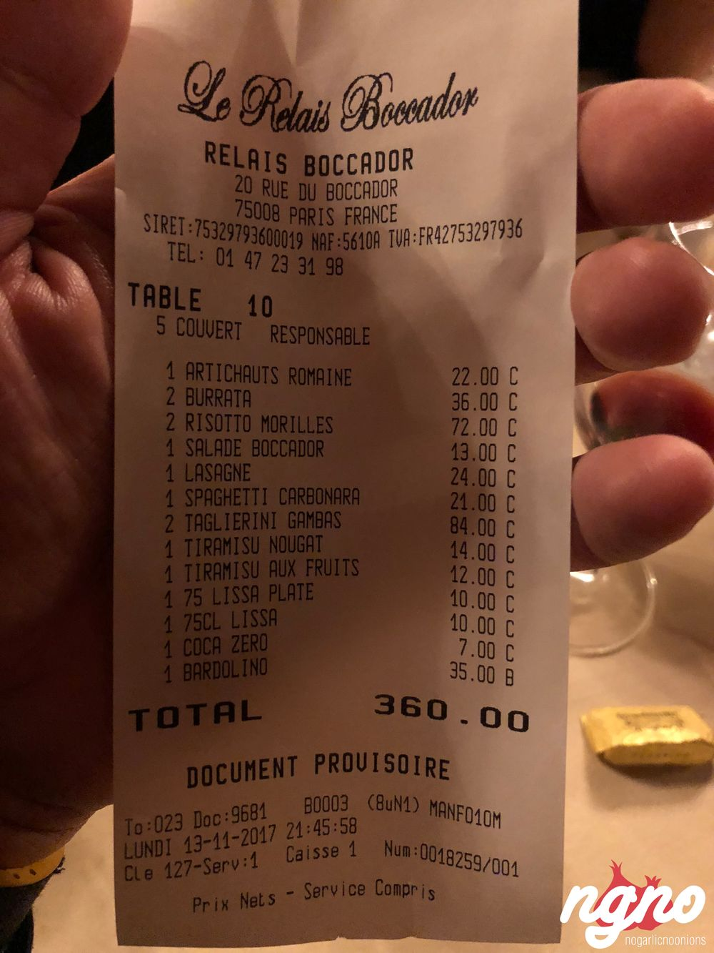 Le Relais Bocador Paris: Simple, Homey and Memorable