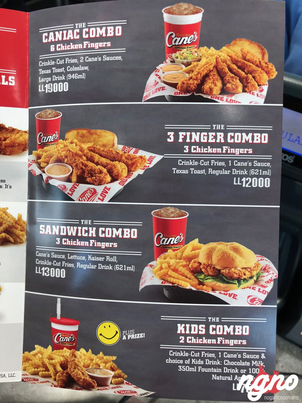 raising cane s finally a real fried chicken experience in lebanon