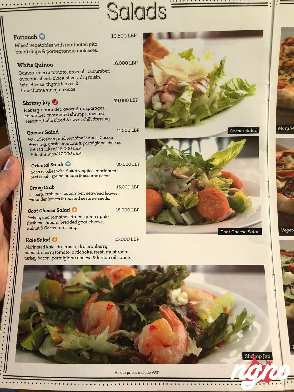 Kitchen Yard: A Casual Lunch at ABC Verdun (Restaurant ...