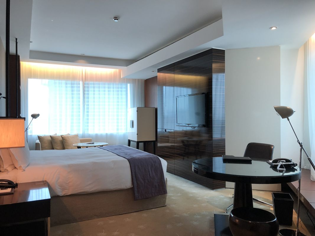 The Intercontinental Hotel, Dubai Festival City :: NoGarlicNoOnions ...