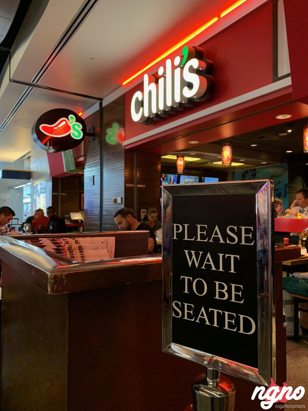 Chili's at The Airport in Las Vegas Serves Tasty American ...
