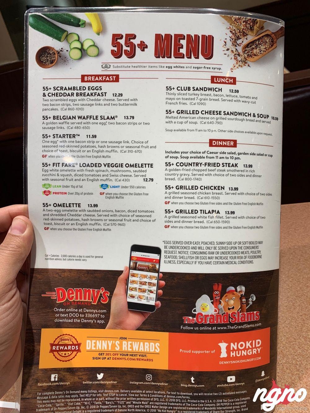 Denny\'s: A Loaded American Breakfast :: NoGarlicNoOnions: Restaurant ...