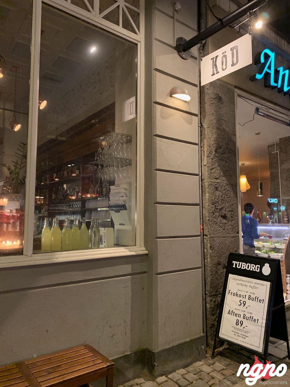 KOD Copenhagen: Dining in the Dark A Very Good Meat