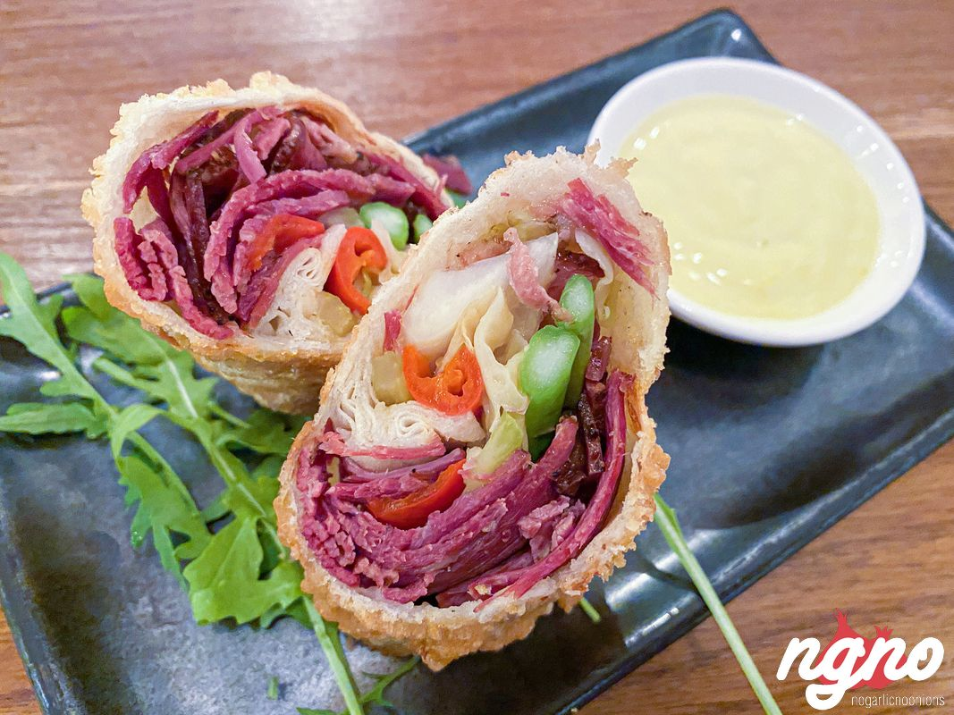 Red Farm Trendy Unconventional And Modern Chinese Restaurant In London Excellent Food Nogarlicnoonions Restaurant Food And Travel Stories Reviews Lebanon