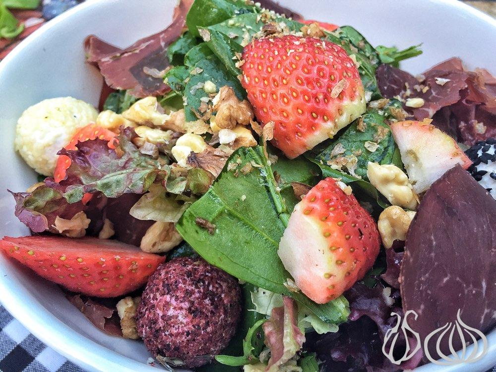 L'Auberge des Bois: Good Food in a Pleasant Setting