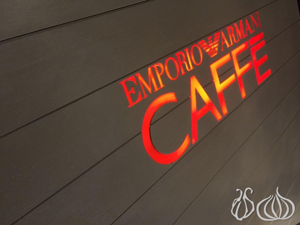 05fd9d077 Emporio Armani Paris: I Always Come Back for their Pasta ...