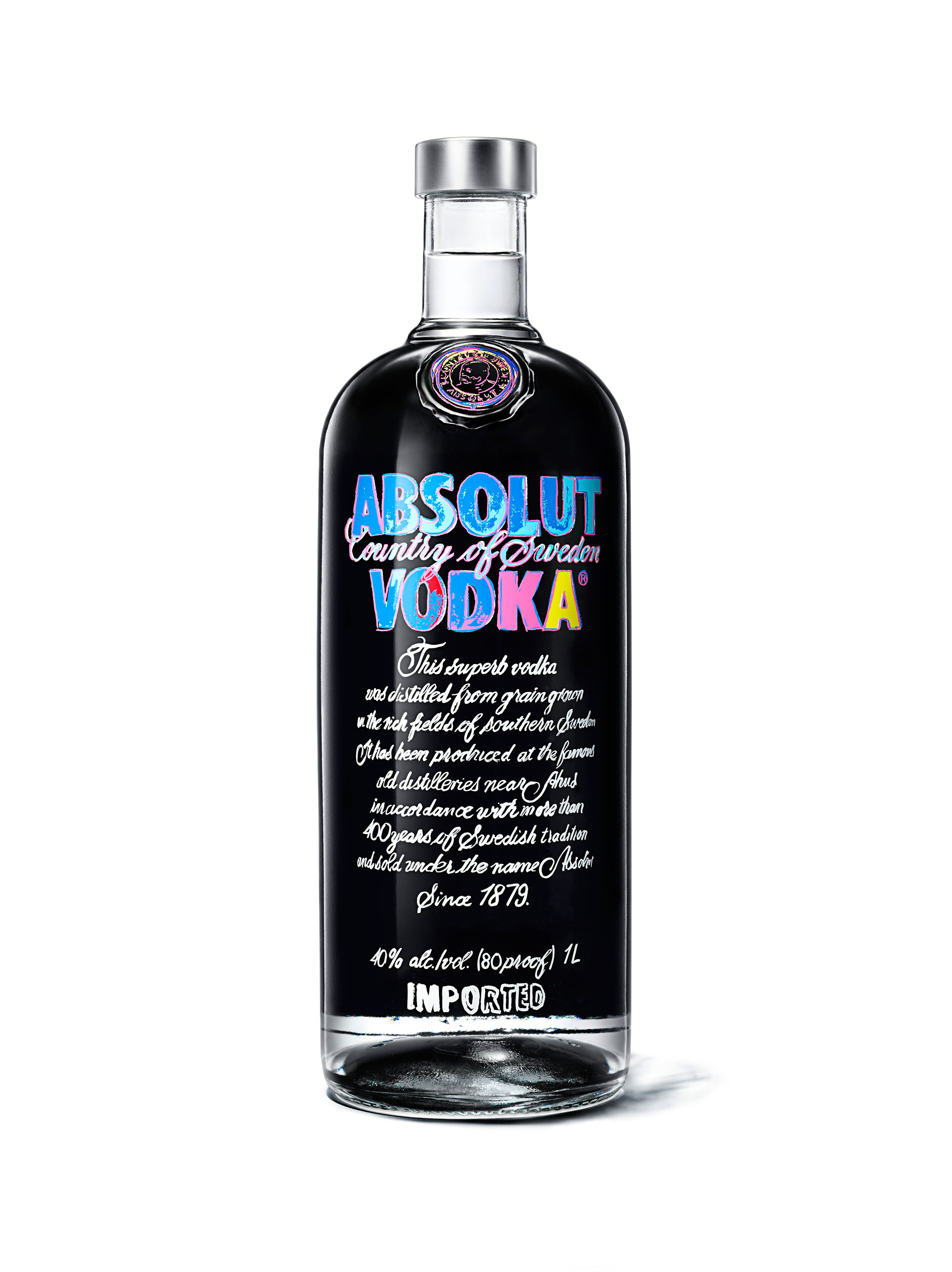 Absolut Vodka Andy Worhol