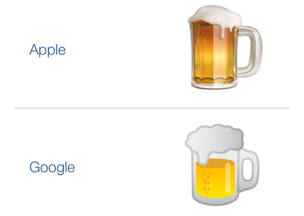 Beer apple google