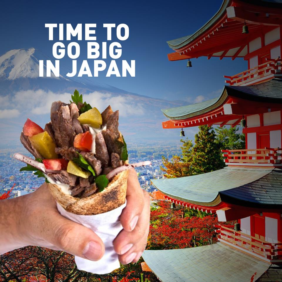 Time to go Big in Japan