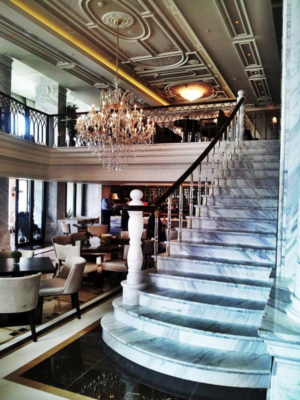 Rixos Pera Hotel Istanbul Nogarlicnoonions Restaurant