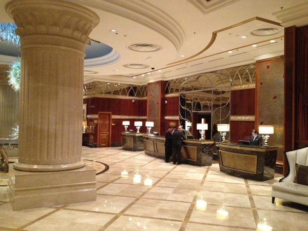 The Lotte Hotel One Of The Very Few 6 Stars In Moscow