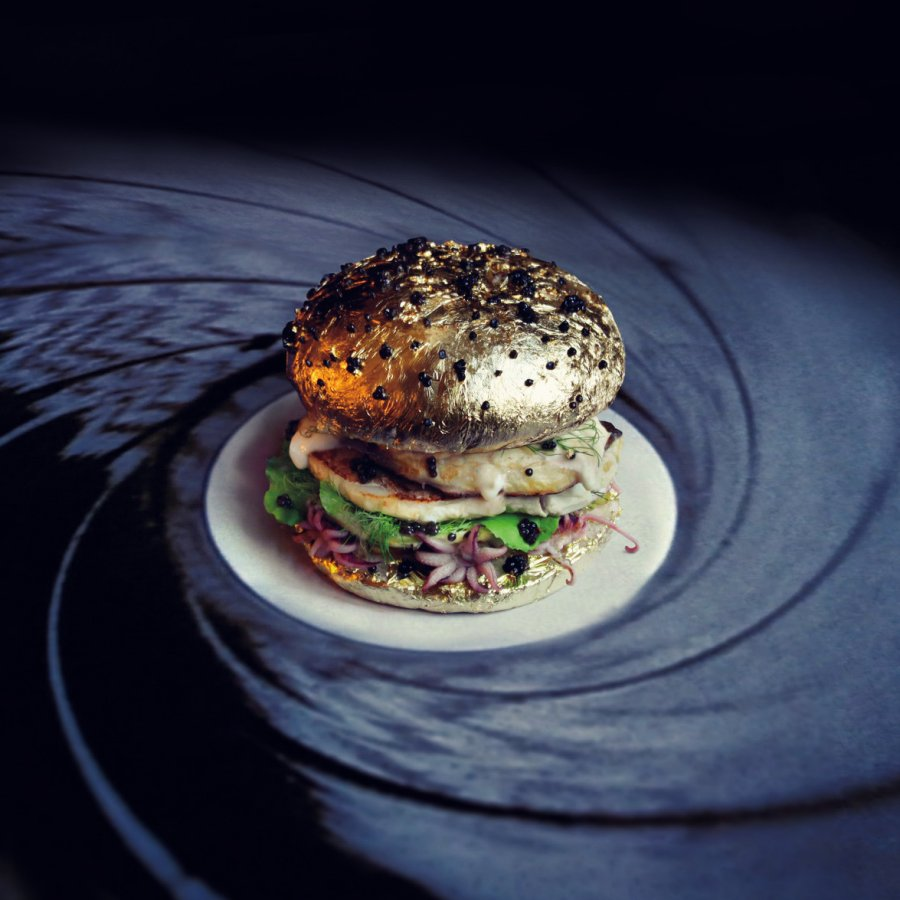 this-bun-james-bun-is-the-websites-newest-creation-its-made-with-gold-tinfoil-wrapped-patties-quail-eggs-lettuce-crme-frache-and-mini-octopi