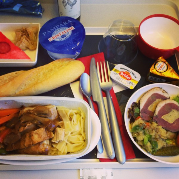 Premium Economy Class On Board Airfrance Have You Tried