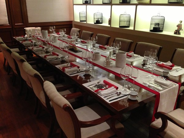 Mumbai Ming Yang Chinese Restaurant At The Taj Lands Hotel