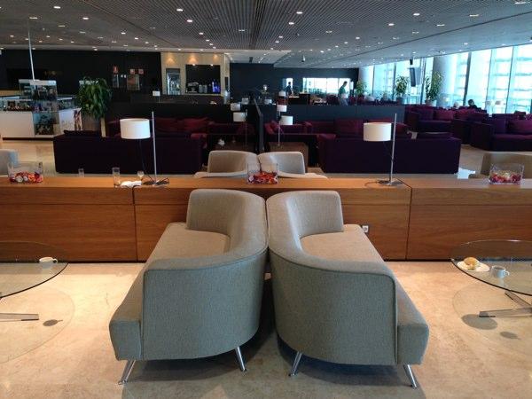 Sala vip malaga international airport nogarlicnoonions for Sala hollywood malaga